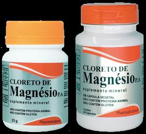 Cloreto de Magnésio P.A. - PharmaScience Indústria Farmacêutica