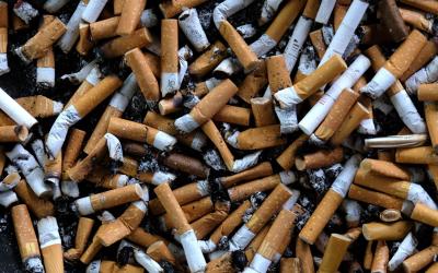 O cigarro e a pandemia