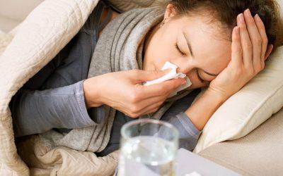 Você sabia que uma simples gripe ou resfriado pode matar?